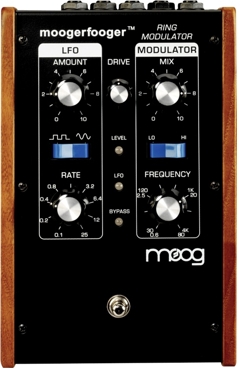 Moogerfooger MF-102 Ring Modulator