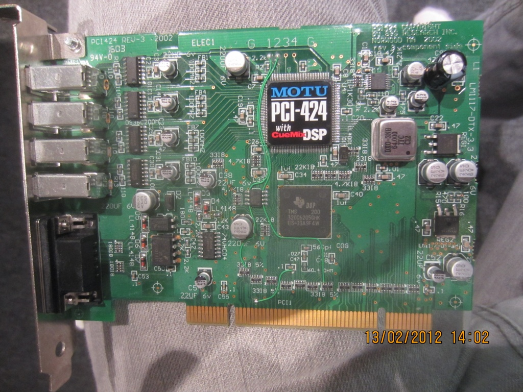 PCI 424