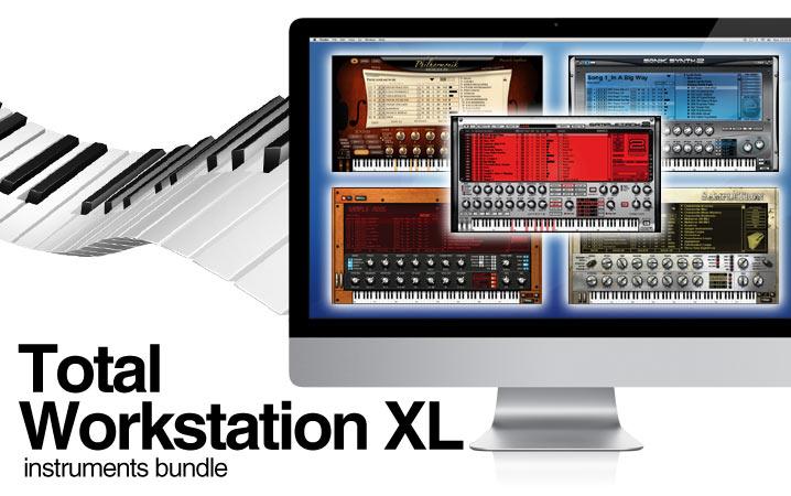 Total Workstation XL Bundle