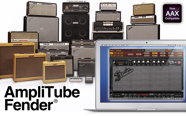 AmpliTube Fender Collection