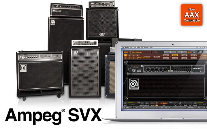 Amplitube Ampeg SVX