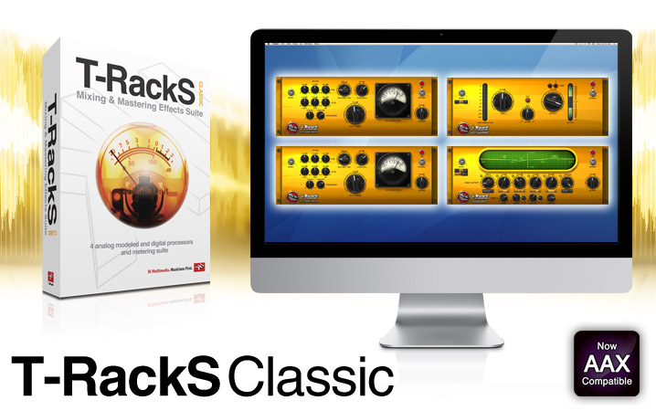 T-RackS Classic Bundle