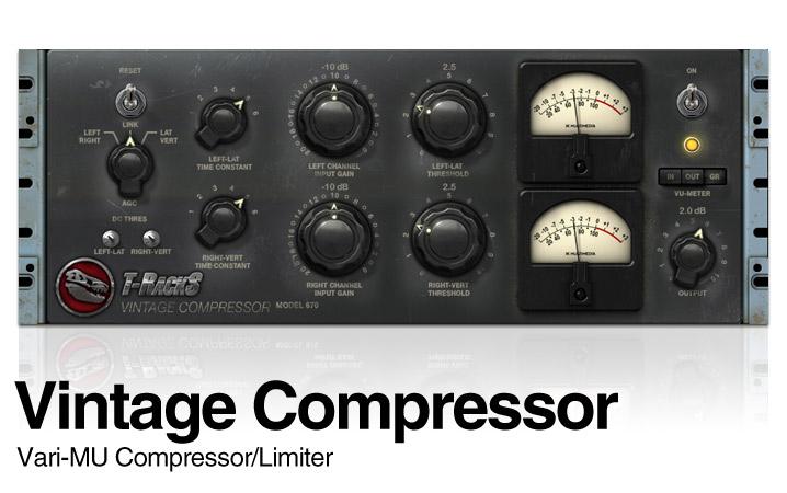Vintage Tube Compressor/Limiter Model 670