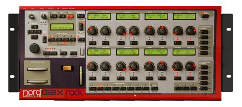 Nord Modular G2X Rack
