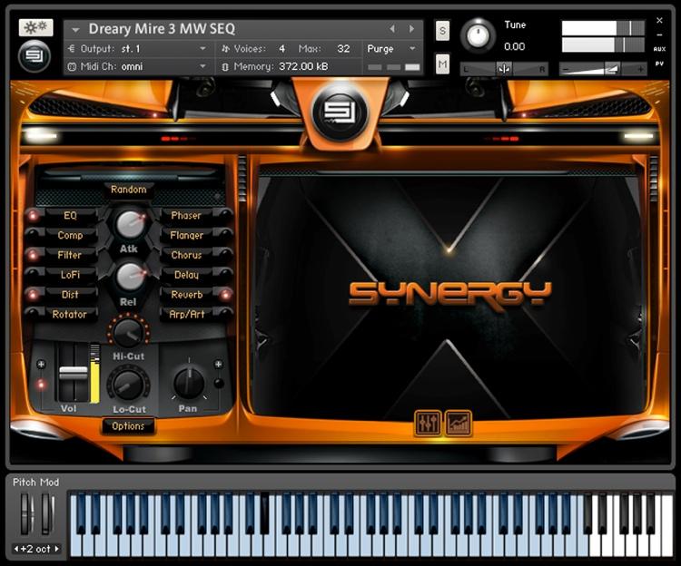 Synergy X