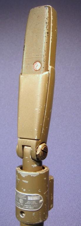 Shure 300 ribbon microphone