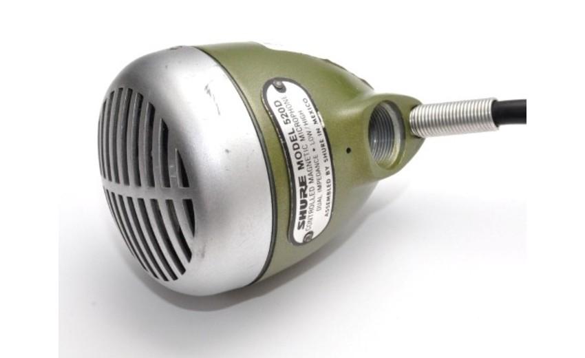 520D Green Bullet