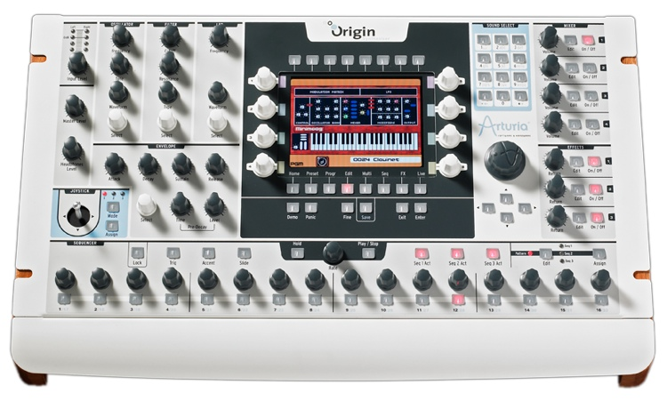 Origin Desktop Synthesizer