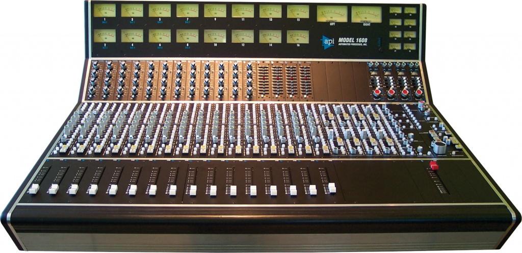 1608 Recording Console