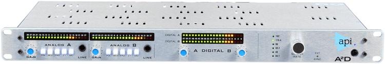 API A2D Preamp with Digital Output