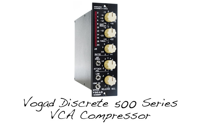 Inward Connections VOGAD
