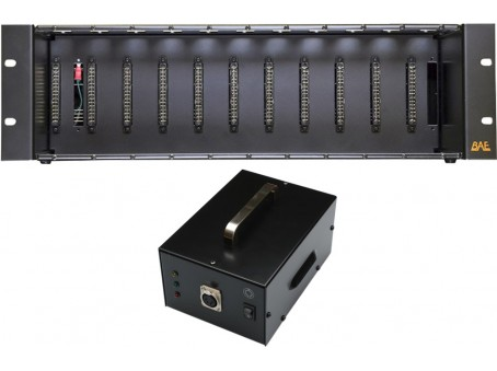 11 Space Rack with PSU