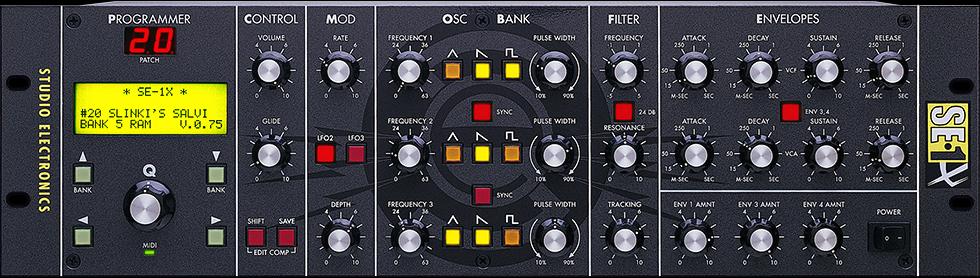 Studio Electronics SE1-X