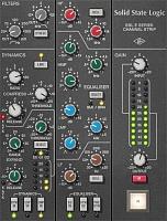 UAD SSL E Series Channel Strip Plug-In