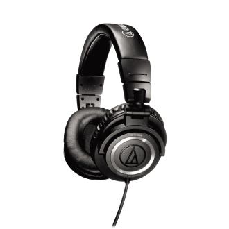 Audio Technica ATH m50 headphones