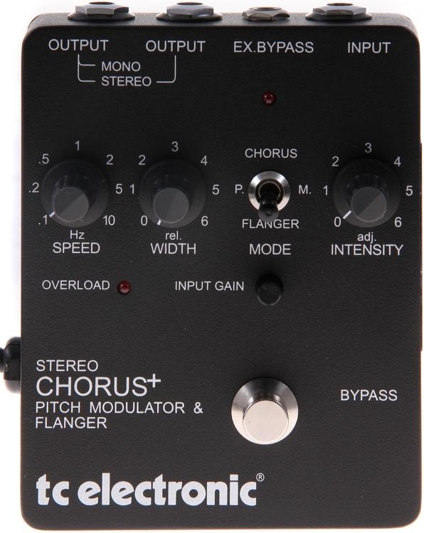 SCF Stereo Chorus+