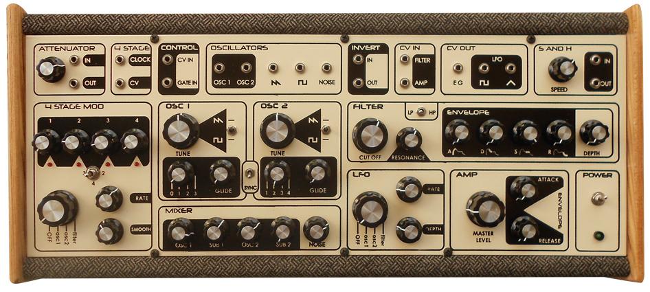 Dreadbox Effects & Synthesizers Murmux Semi-Modular