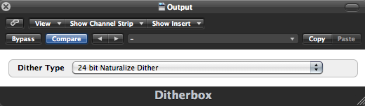 Ditherbox