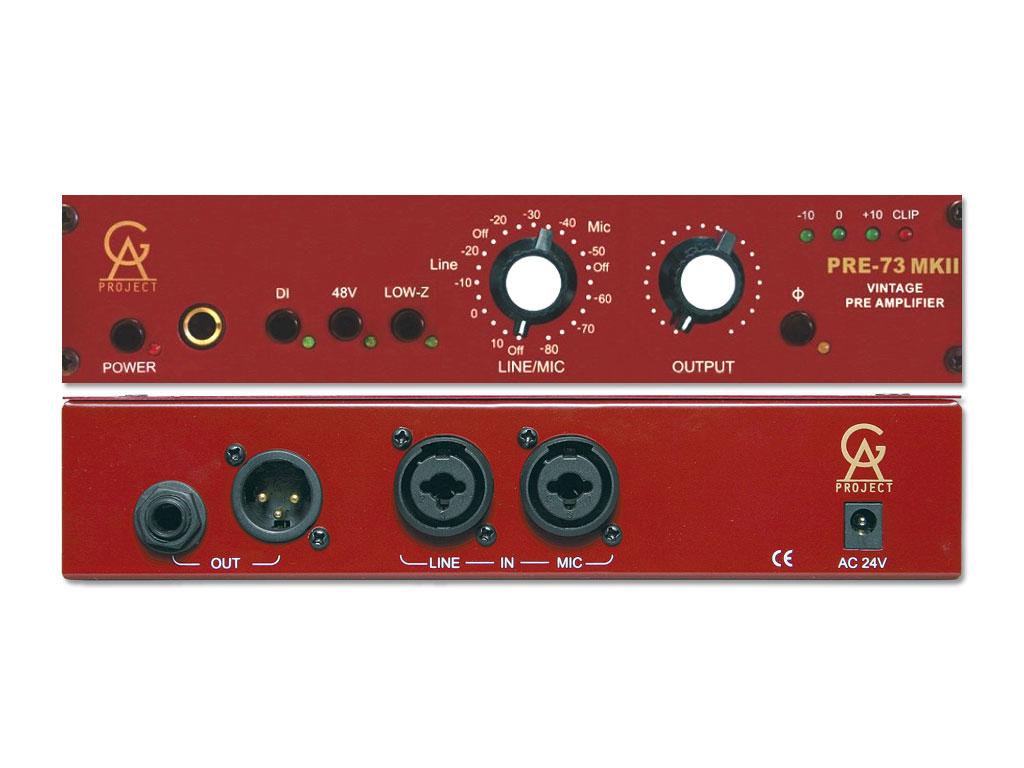 Golden Age Project PRE-73 Mk2