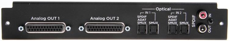 Symphony I/O Module - 16 Analog OUT + 16 Optical IN