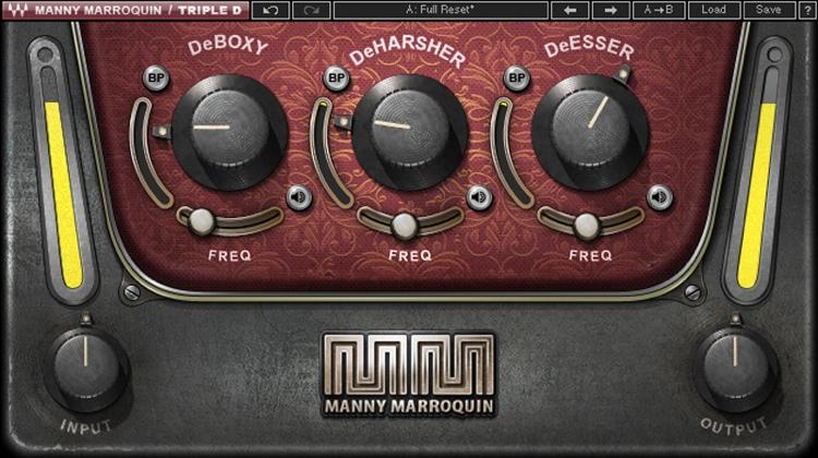 Manny Marroquin Triple D