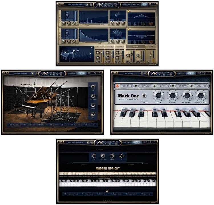 Addictive Keys Studio Collection