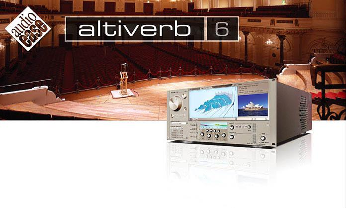 Altiverb 6