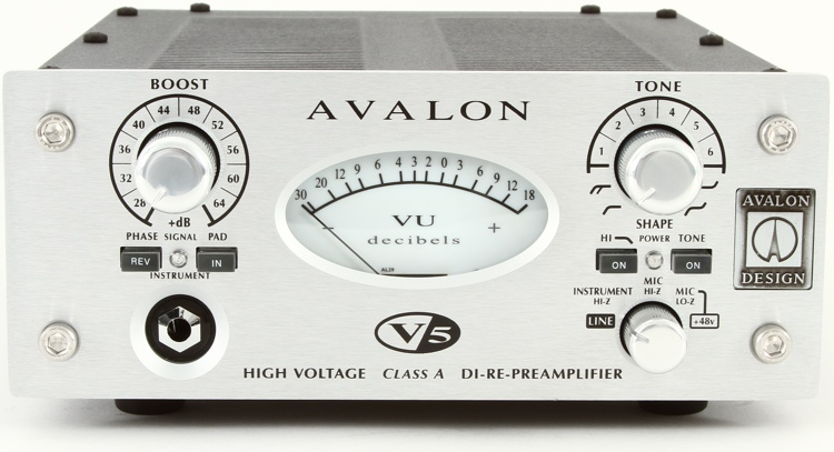 V5 Silver
