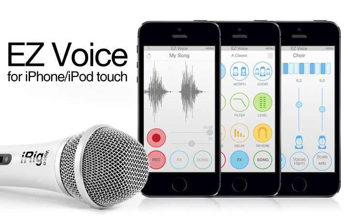 EZ Voice for iPhone/iPod touch