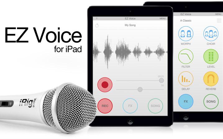 EZ Voice for iPad