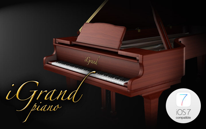 iGrand Piano for iPhone/iPod touch