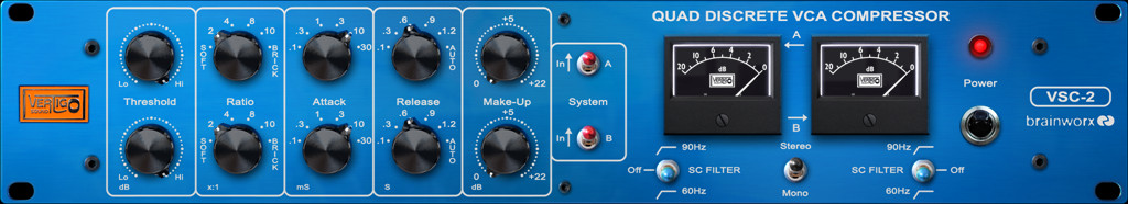 Vertigo Sound VSC-2 Plug-In