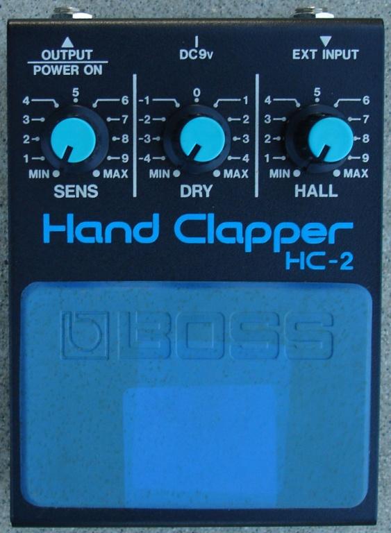 HC-2 Hand Clapper