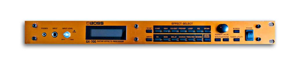 GX-700 Guitar Effects Processor