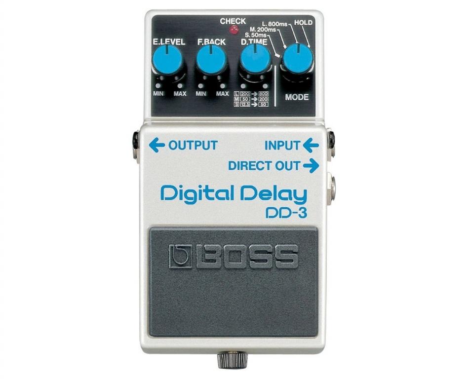 DD-5 Digital Delay Pedal