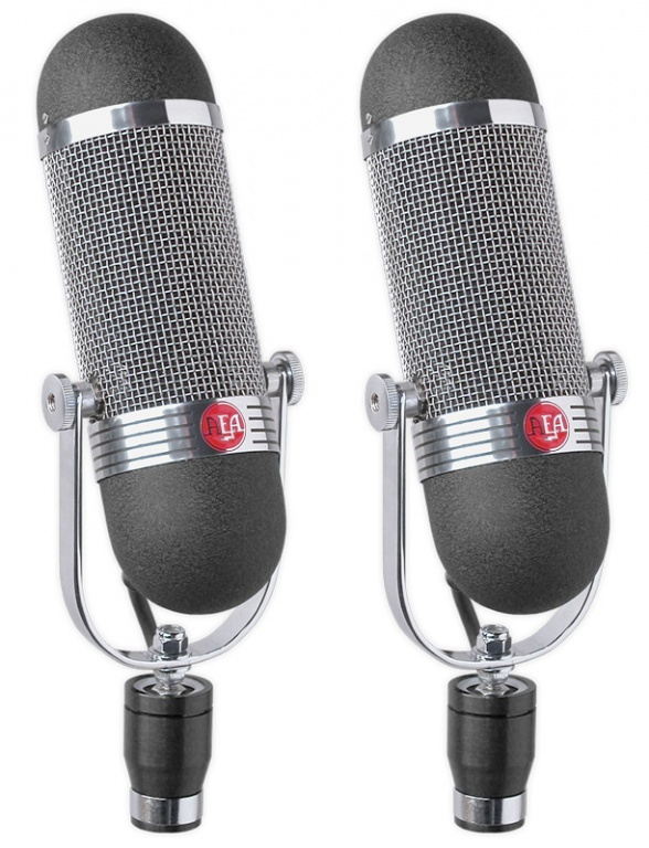 AEA Ribbon Mics R84 Matched Pair