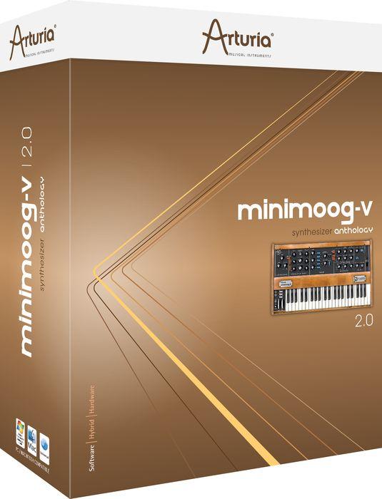 MiniMoog V2