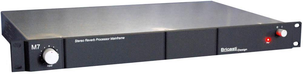 Model 7 Mainframe Stereo Reverb Processor (M7M)