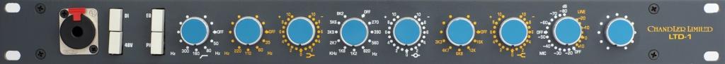 LTD-1 EQ/Pre Amp