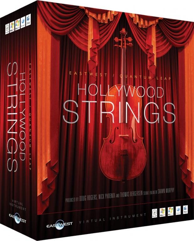 Hollywood Strings Diamond - Mac