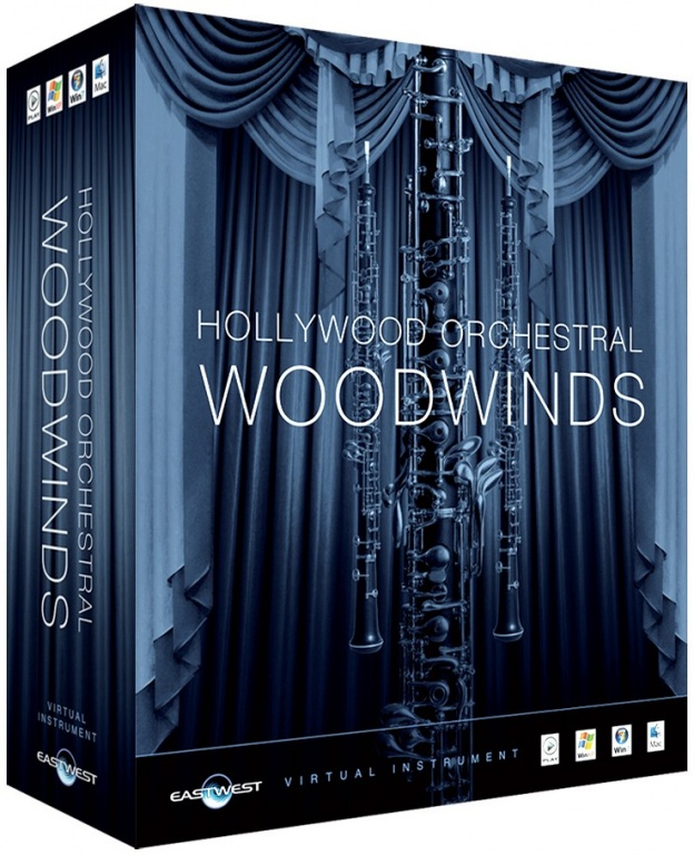 Hollywood Orchestral Woodwinds Diamond - Mac