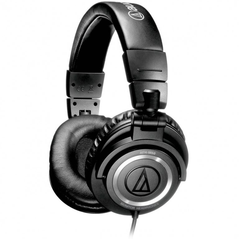 ATH-M50s Professional Studio Monitor Headphones