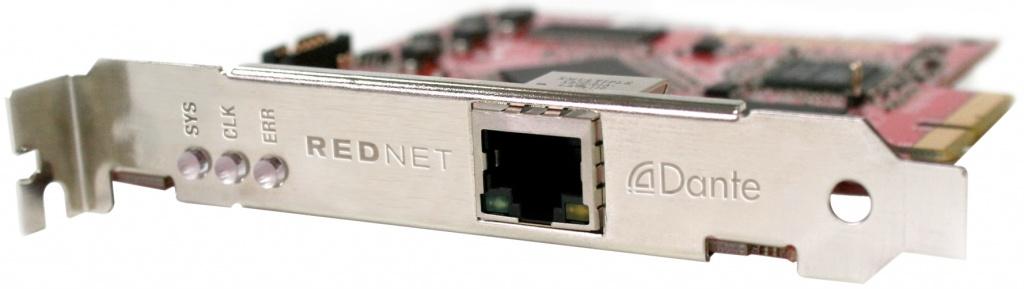 RedNet PCIe Card
