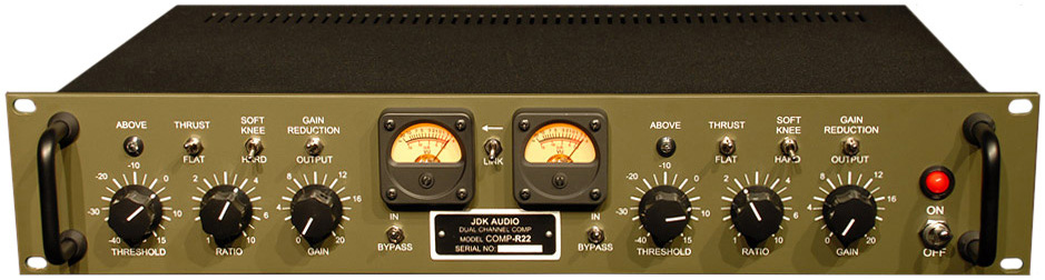 JDK Audio's R22
