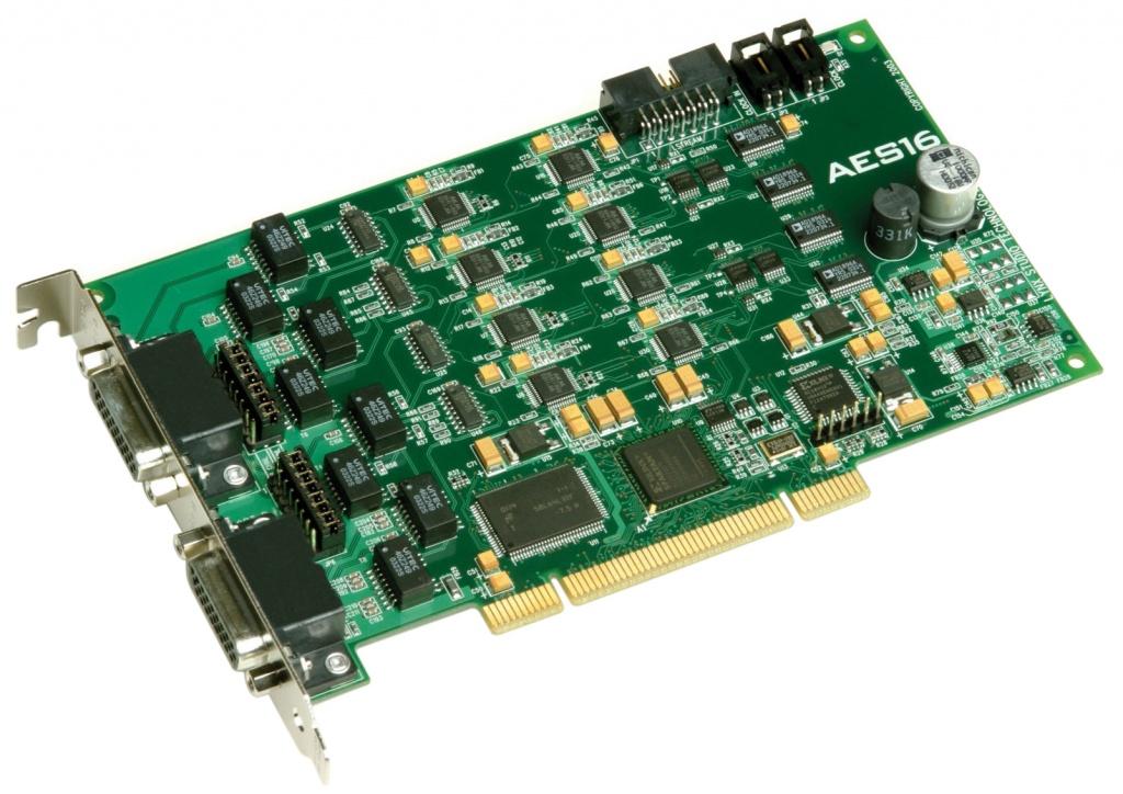 Lynx Studio Technology AES16