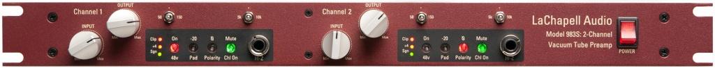 Lachapell Audio 983s