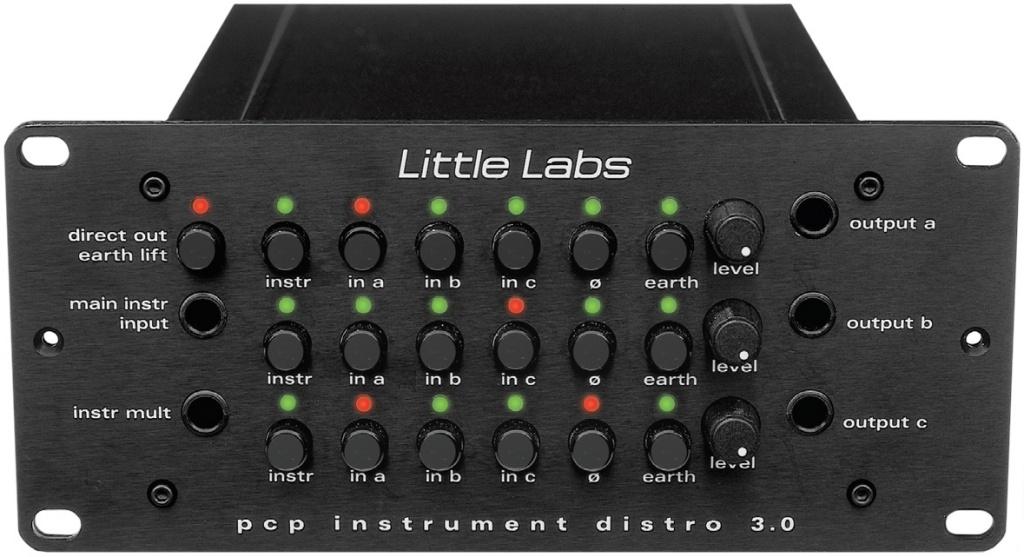 PCP Instrument Distro