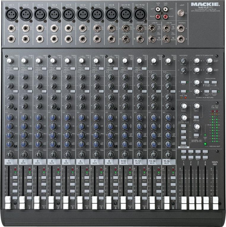 1642-VLZ Pro