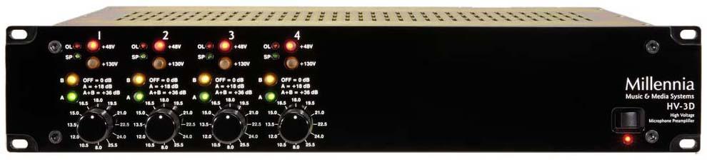 HV-3D 4-Channel