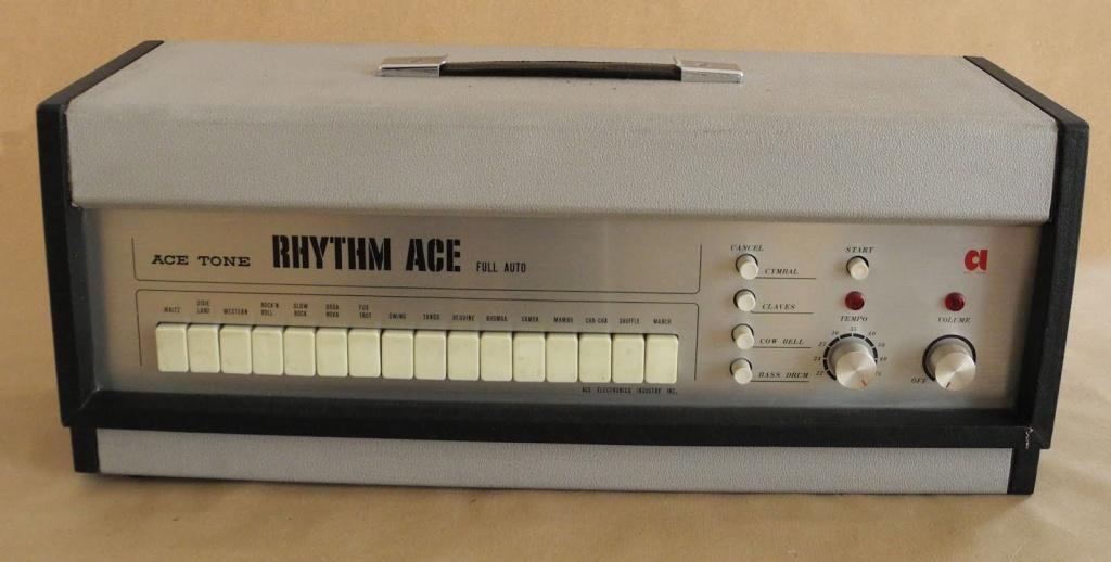Rhythm-Ace FR-1